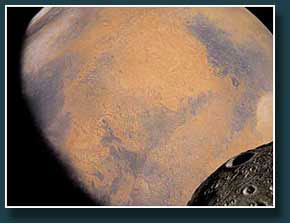 Thumbnail Mars and Phobos